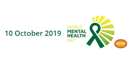 Image result for world mental health day 2019 theme