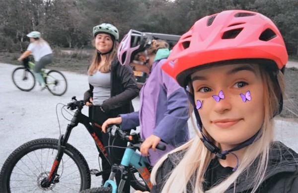 Millie's Epic Cycle for Mental Health!