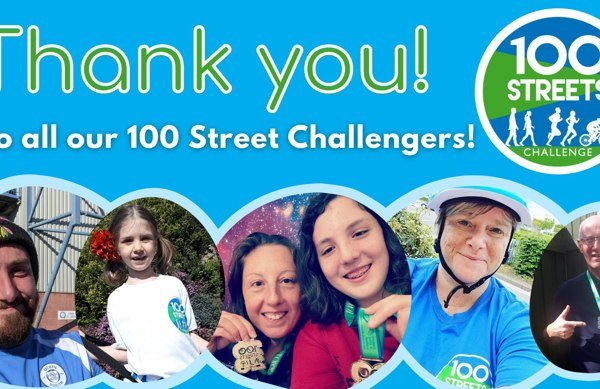 Team Street Soccer Scotland 100 Streets / 7 Hills of Edinburgh Challenge